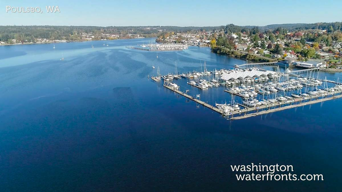 Poulsbo Waterfront Real Estate