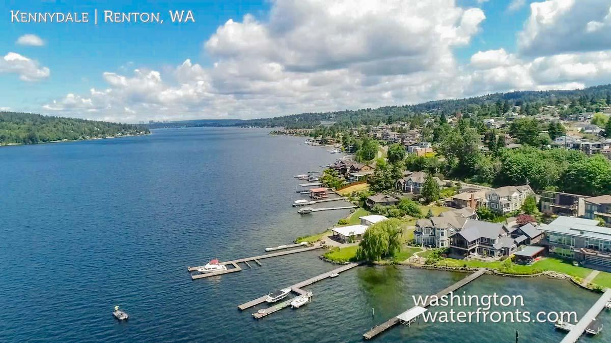 Renton Waterfront Real Estate