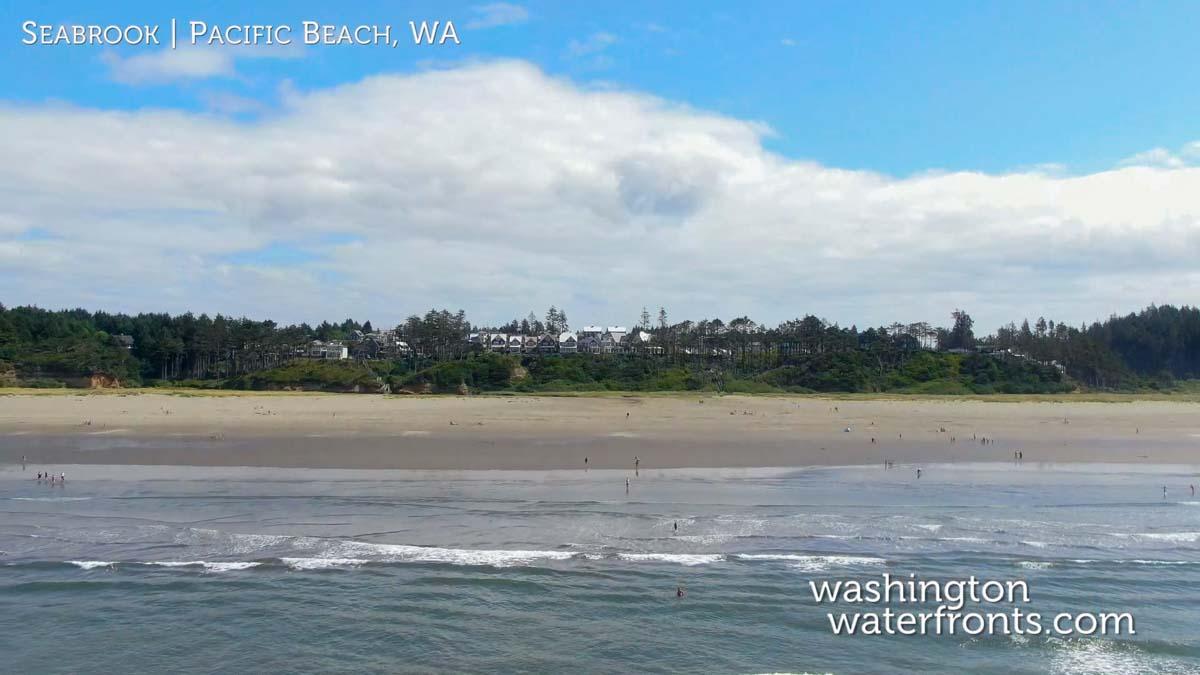 Seabrook Waterfront Real Estate