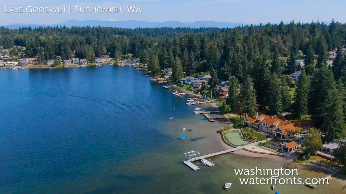 Snohomish Waterfront Real Estate