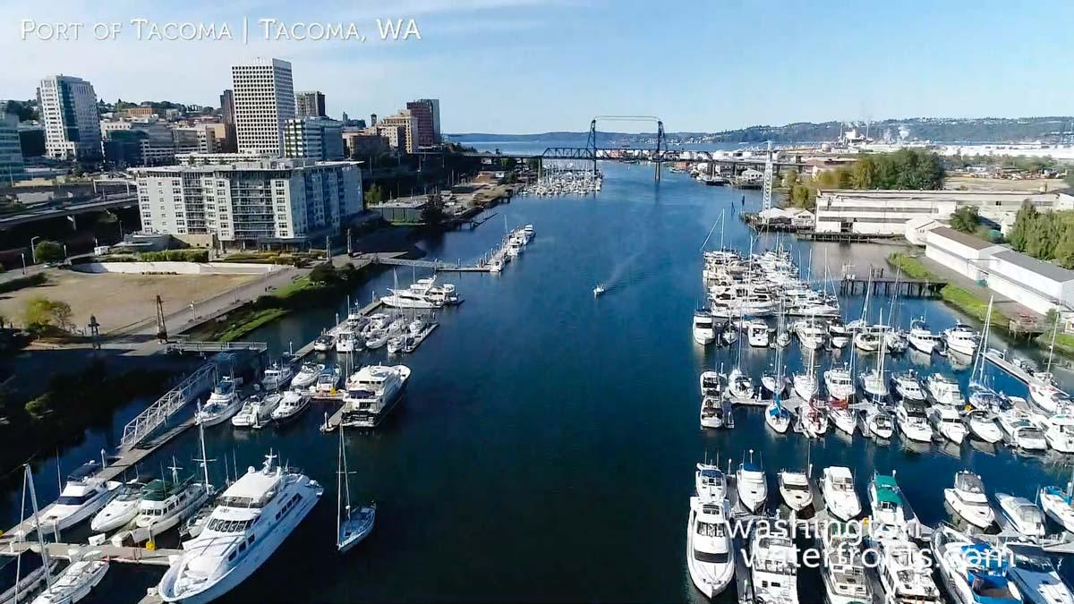 Tacoma Waterfront Real Estate