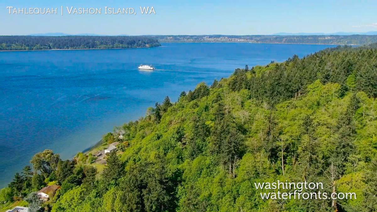 Tahlequah Waterfront Real Estate