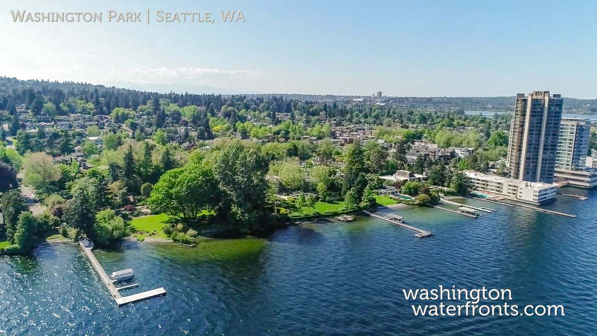 Washington Park Waterfront Real Estate