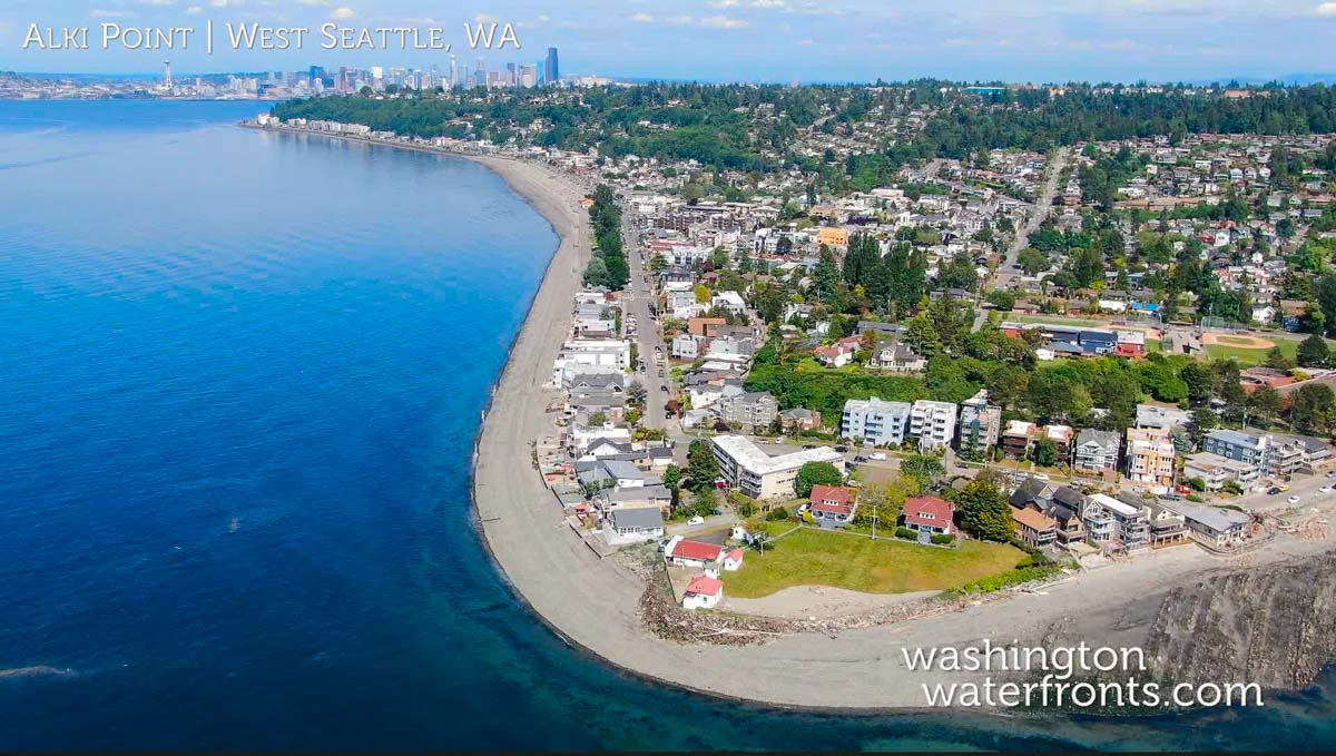 West Seattle Waterfront Real Estate