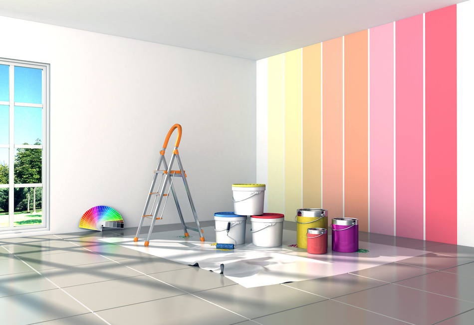 How Paint Colors Affect the Home Sell