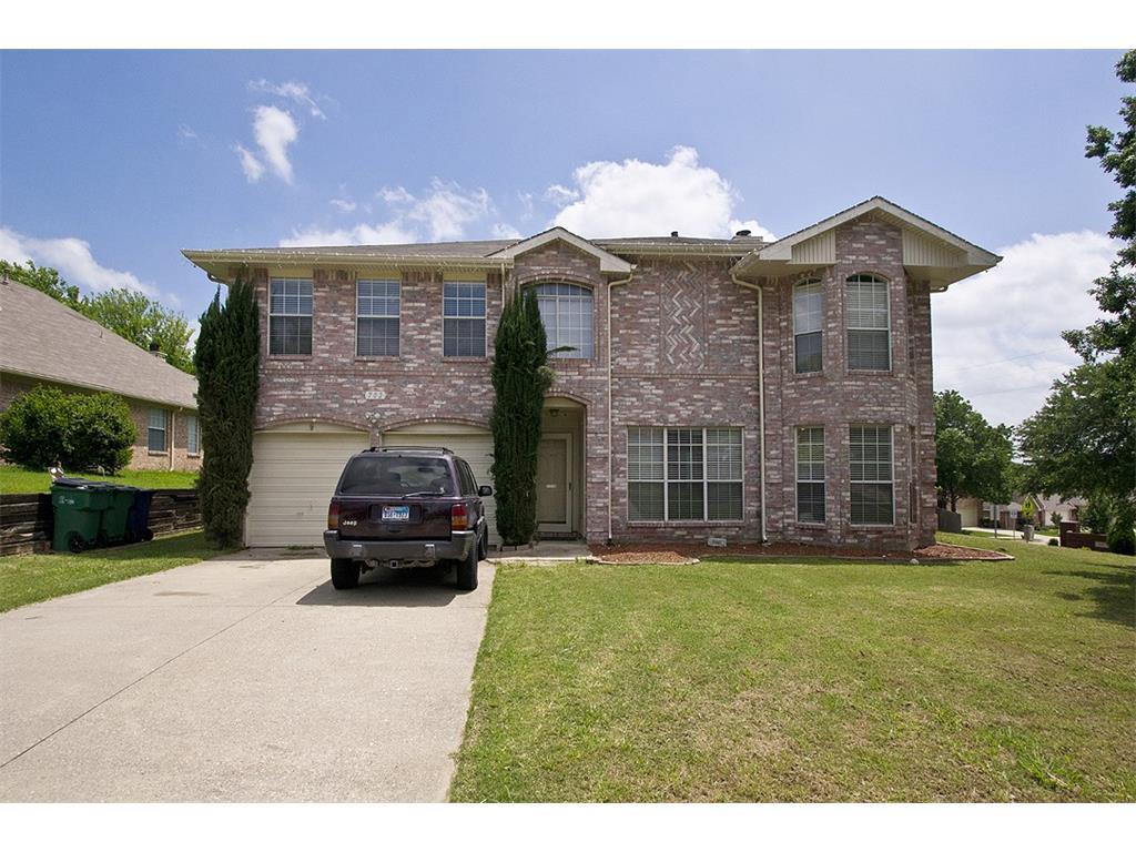 New Homes in McKinney, TX - 702 Glenwood Ct.- McKinney, TX 75071