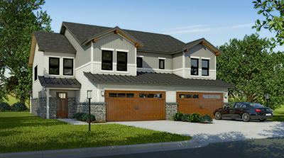 Pecan Park Colony Townhomes