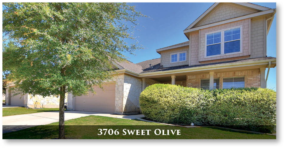 3706 Sweet Olive
