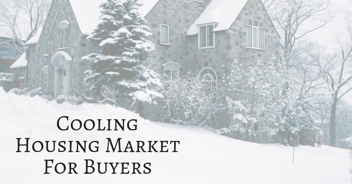 Cooling Housing Market For Buyers