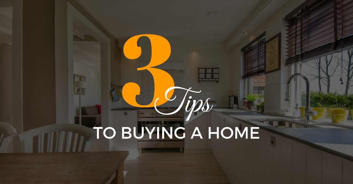 3 Tips For Buying a home in Cohasset
