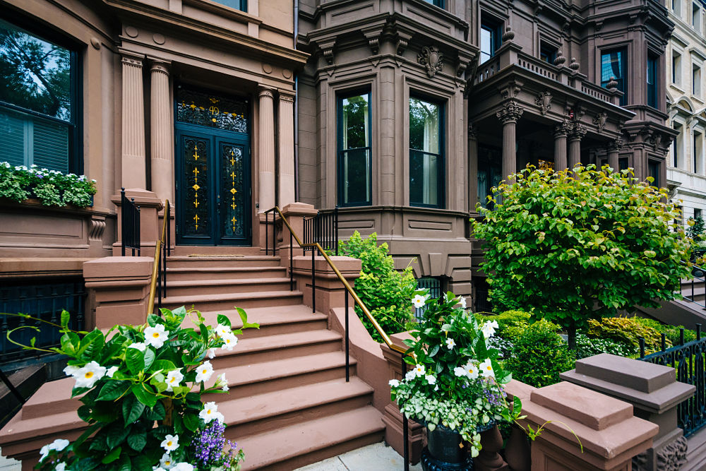 boston - back bay brownstones for sale