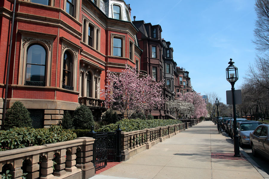 Boston Neighborhoods