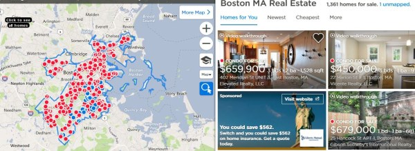 zillow in boston