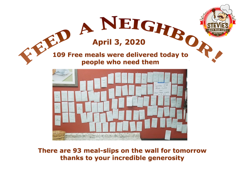 Feed a Neighbor