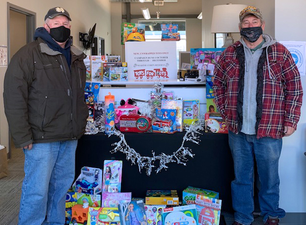 Toys for Tots, Billerica