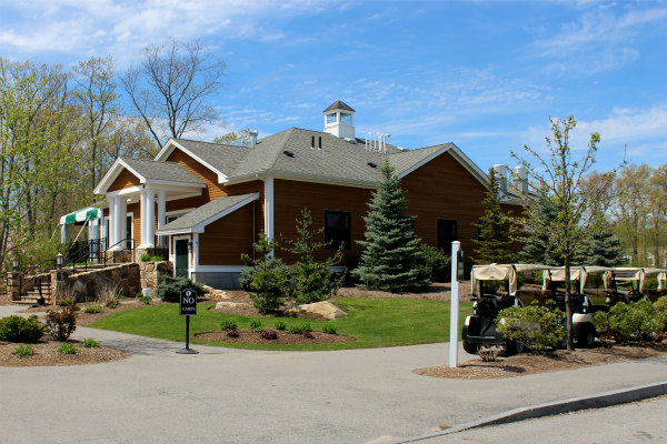 Mass Golf Course homes