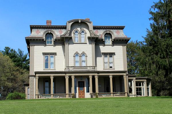 Northbridge historic home