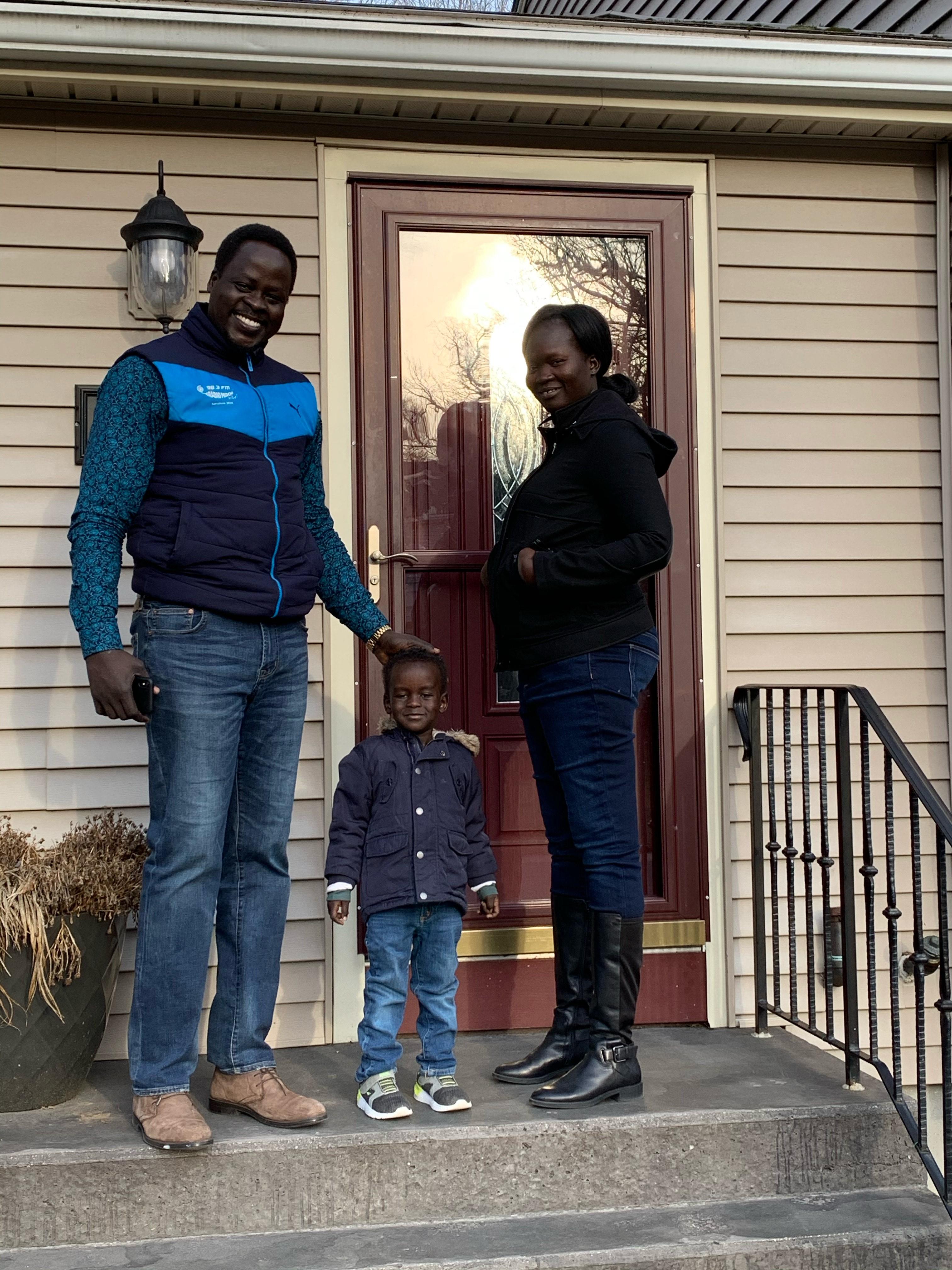 Sudan Family
