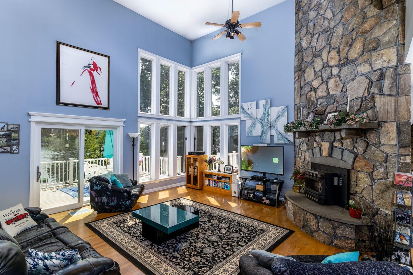 Spencer living room