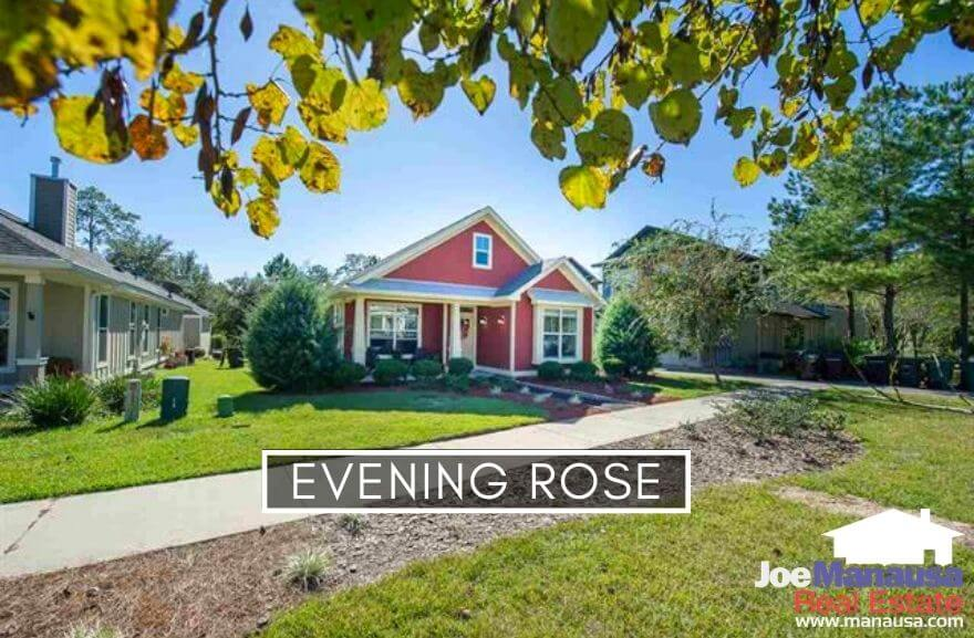 Evening Rose is located near the intersection of Mahan Drive and Capital Circle Northeast, giving its residents newer accommodations with great access to everywhere.