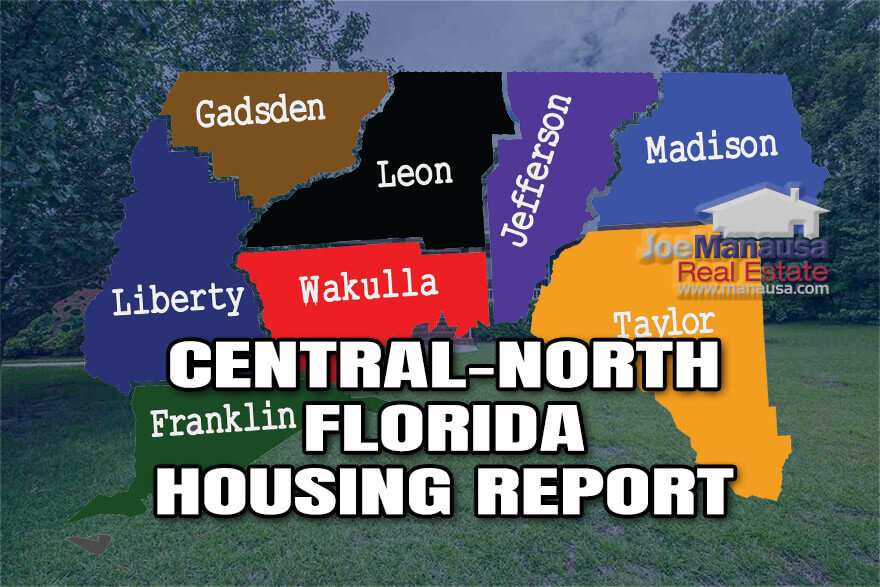 Real estate report for the Tallahassee MSA