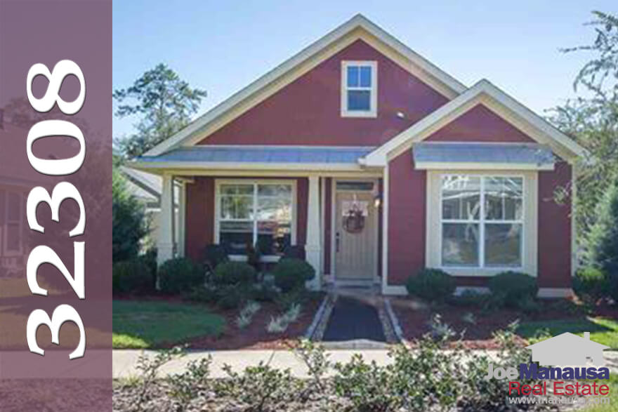 Home values are soaring in the 32308 zip code in Tallahassee, Florida