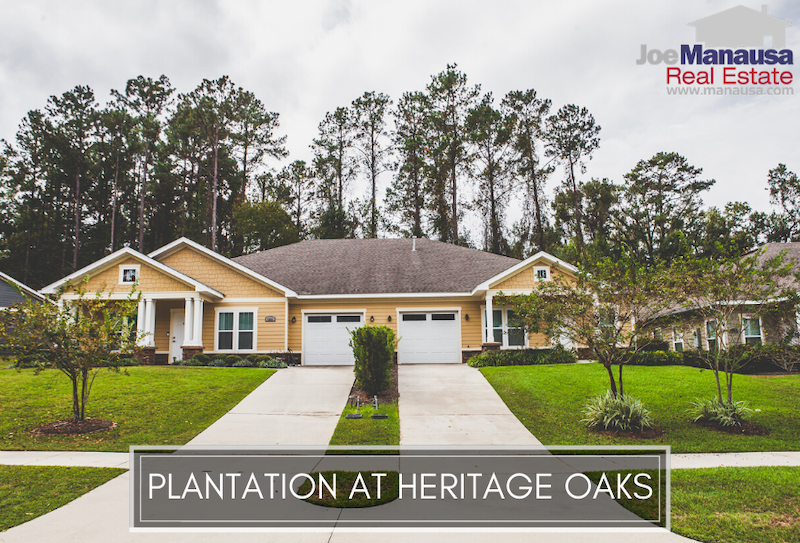 Plantation at Heritage Oaks (and Apalachee East) are located across from Piney Z on the southern side of Conner Boulevard and offer both detached and attached newer homes.