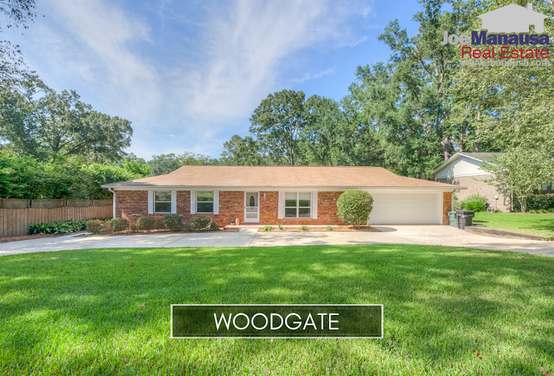 Woodgate is located on the east side of Thomasville Road just north of Midtown and nestled among the popular Betton neighborhoods.