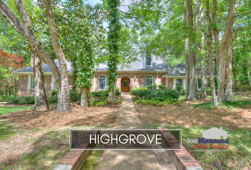 Highgrove is a popular neighborhood located in the 32309 zip code (along the Thomasville Road Corridor).