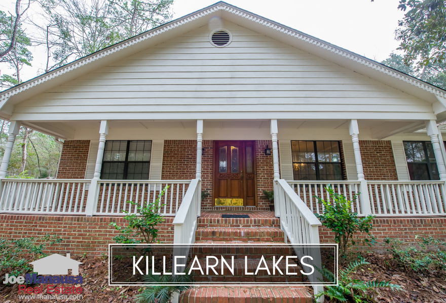 Killearn Lakes Plantation is among the most active neighborhoods in the Tallahassee real estate market.