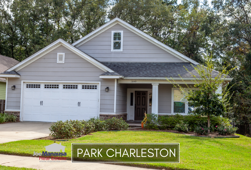 Park Charleston is a small but popular neighborhood in NE Tallahassee, located off Miccosukee Road with great access to both hospitals.