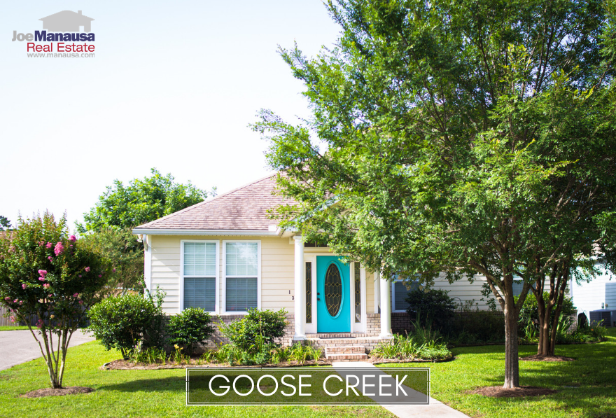 Goose Creek is a popular area on the east side of Tallahassee, consisting of two adjacent neighborhoods, Goose Creek Meadows and Goose Creek Fields.