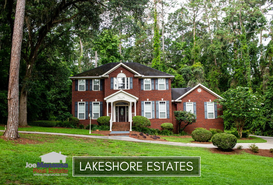 Lakeshore Estates is one of a handful of unicorns in the Tallahassee real estate market. It has median-sized homes situated on well above median-sized lots with a great in-town location at prices below $200,000.