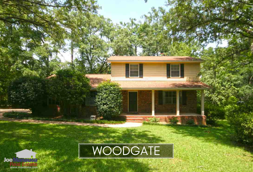 Woodgate is the kind of neighborhood that many of today's homebuyers are seeking. Three, four, and five-bedroom homes, 1/3rd of an acre lots, and location, location, location.