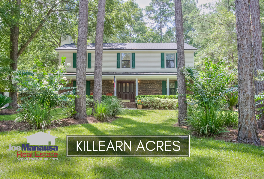 Killearn Acres is a wildly popular neighborhood in NE Tallahassee, situated on the northern edge of Killearn Estates.