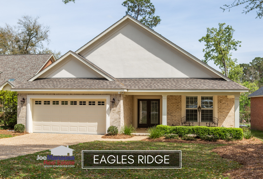 Eagles Ridge sits on the world-class golf course built by Tom Fazio, thus leaving residents only a golf cart ride away from the club, the practice facilities, and the first tee.
