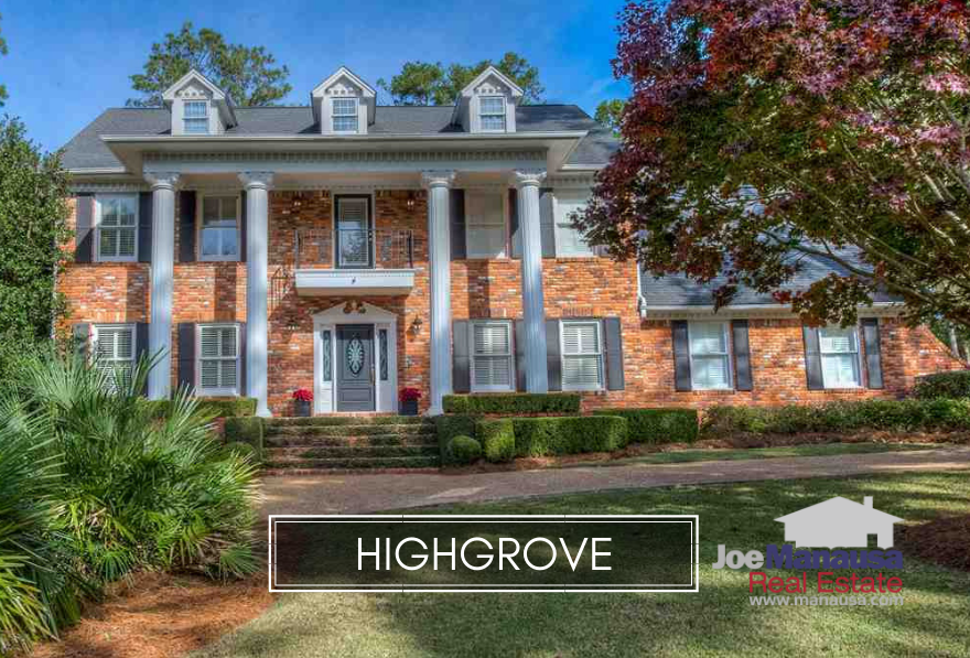 Highgrove is a popular neighborhood on the west side of the Thomasville Road Corridor in the high-demand 32309 zip code.