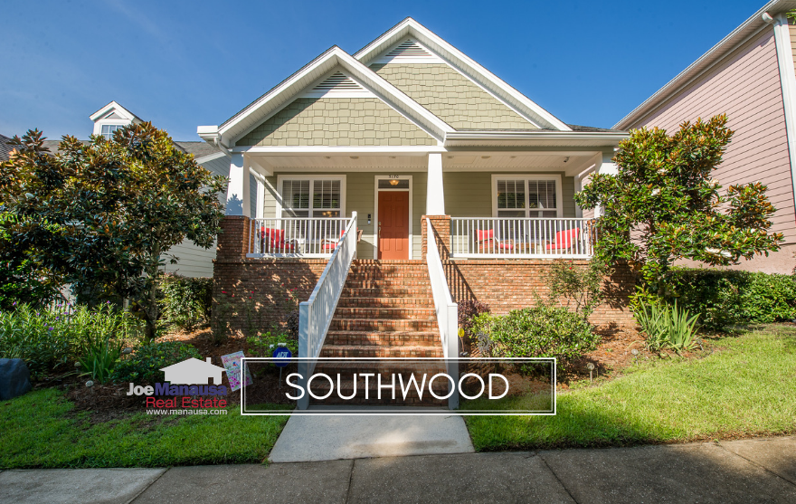 As the first master planned community in SE Tallahassee with homes built since 2000, Southwood has much to offer homebuyers including a 123 acre central park and more than 1,000 acres of green space, ponds, lakes and wetlands.