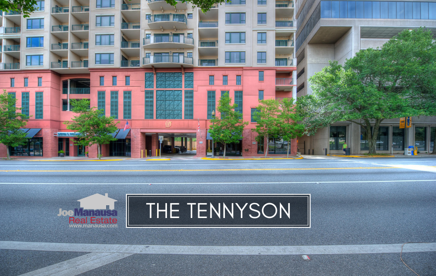 The Tennyson in downtown Tallahassee is a vertical condominium community that features 90 units with views and walking access to nightlife, dining, entertainment, and the State Capital complex.