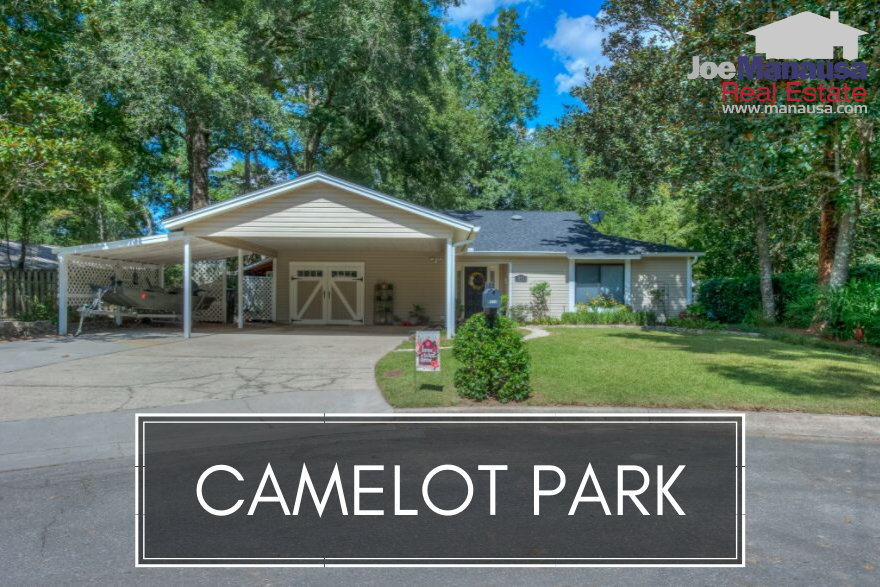 Camelot Park is located in NE Tallahassee, Florida.
