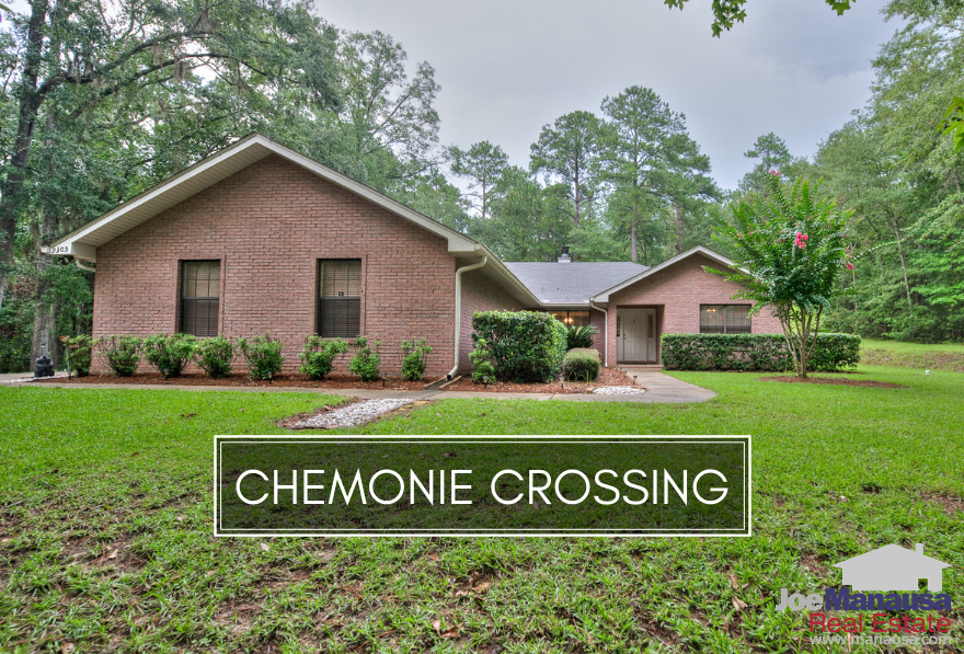 If you are in the market to buy a large home on a nice acreage parcel, then Chemonie Crossing should be on your shopping list.