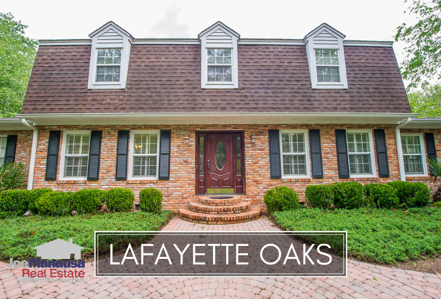 Lafayette Oaks in NE Tallahassee has had a reputation in the past few years for having the four