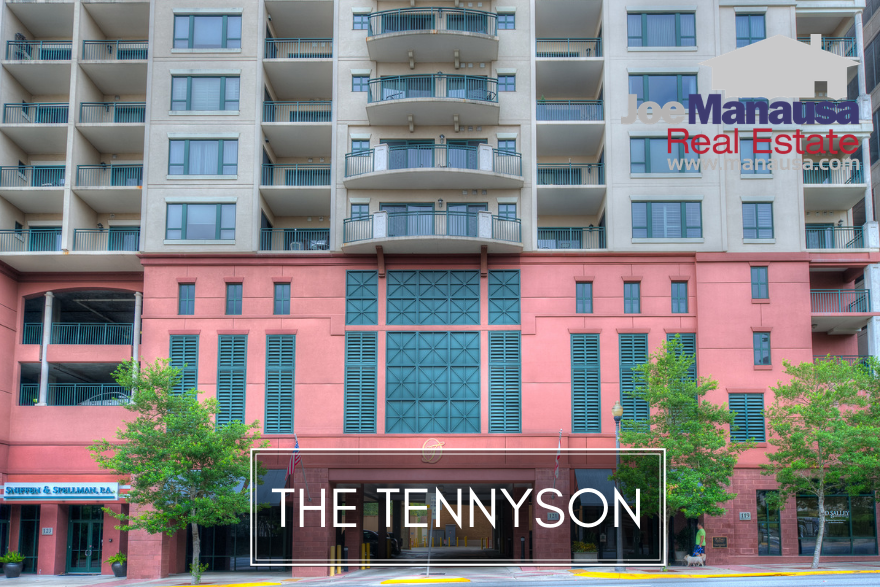 If you favor the urban lifestyle and would like to be dazzled with views of downtown Tallahassee from your own elevated private terrace, then take a look at the Tennyson.