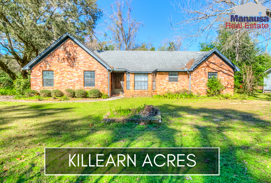 Killearn Acres is an immensely popular Northeast Tallahassee neighborhood that has hundreds of 3 and 4 bedroom homes that are exactly what the heart of the buyer pool is seeking.