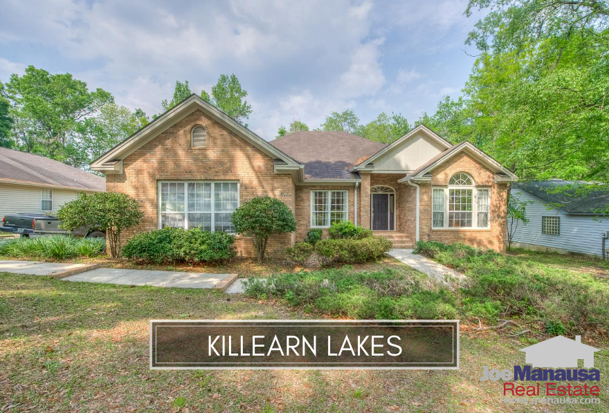 Killearn Lakes Plantation is a large Northeast Tallahassee neighborhood with a lot of trees, five lakes, and three community parks.