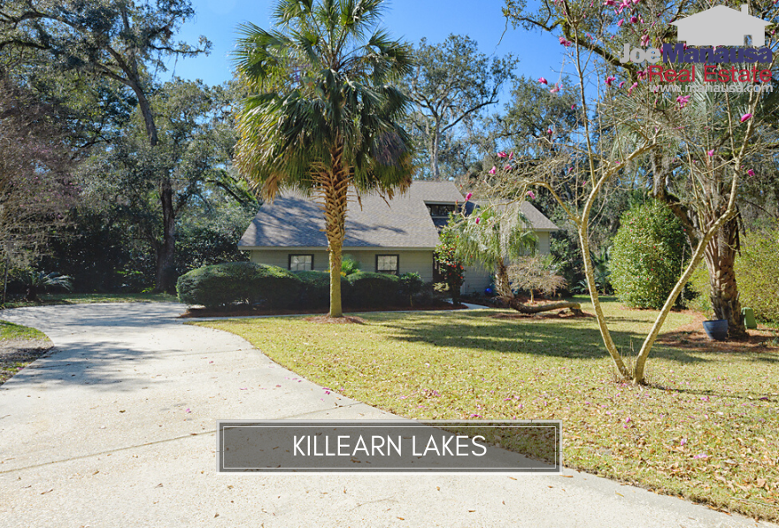 Killearn Lakes Plantation continues to be one of the most active neighborhoods based upon home sales in the Tallahassee real estate market.