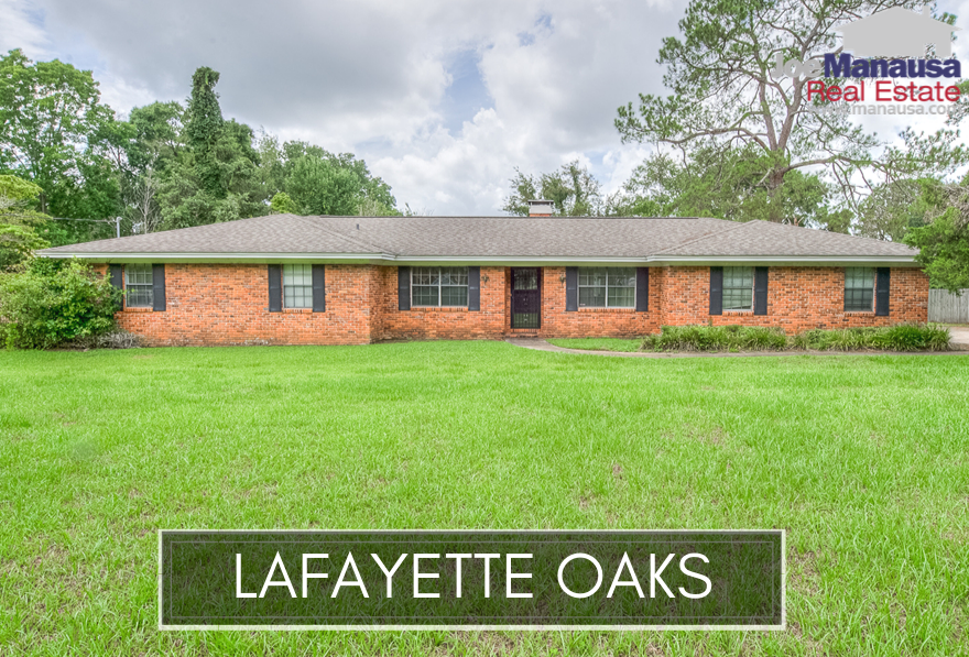 Lafayette Oaks is a popular gated community located between the Interstate and Capital Circle on the west side of Mahan Drive on the east side of Tallahassee.
