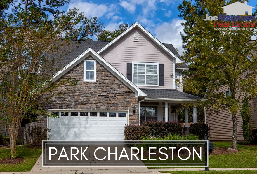 Park Charleston is a popular Northeast Tallahassee neighborhood that is filled with a mix of 121 detached and attached single-family homes.