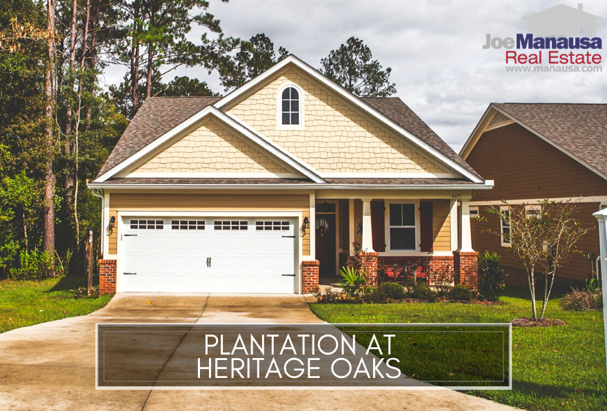 Plantation at Heritage Oaks & Apalachee East are adjacent neighborhoods on the northeast side of Tallahassee and offer both attached and detached 3 and 4 bedroom homes.