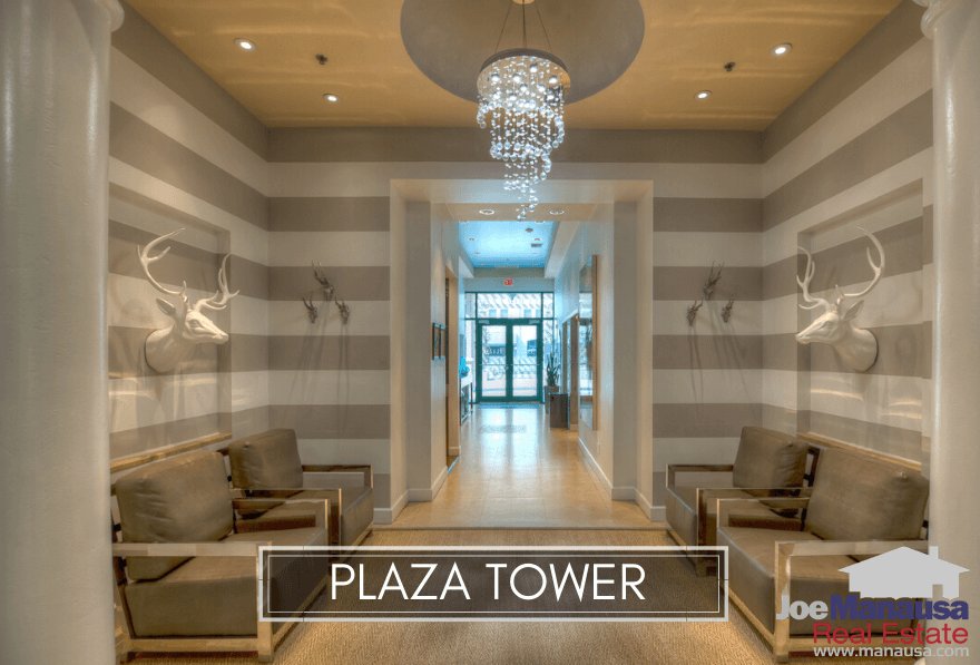 Plaza Tower is a downtown Tallahassee vertical condominium property that provides gorgeous views of many landmarks in all directions.